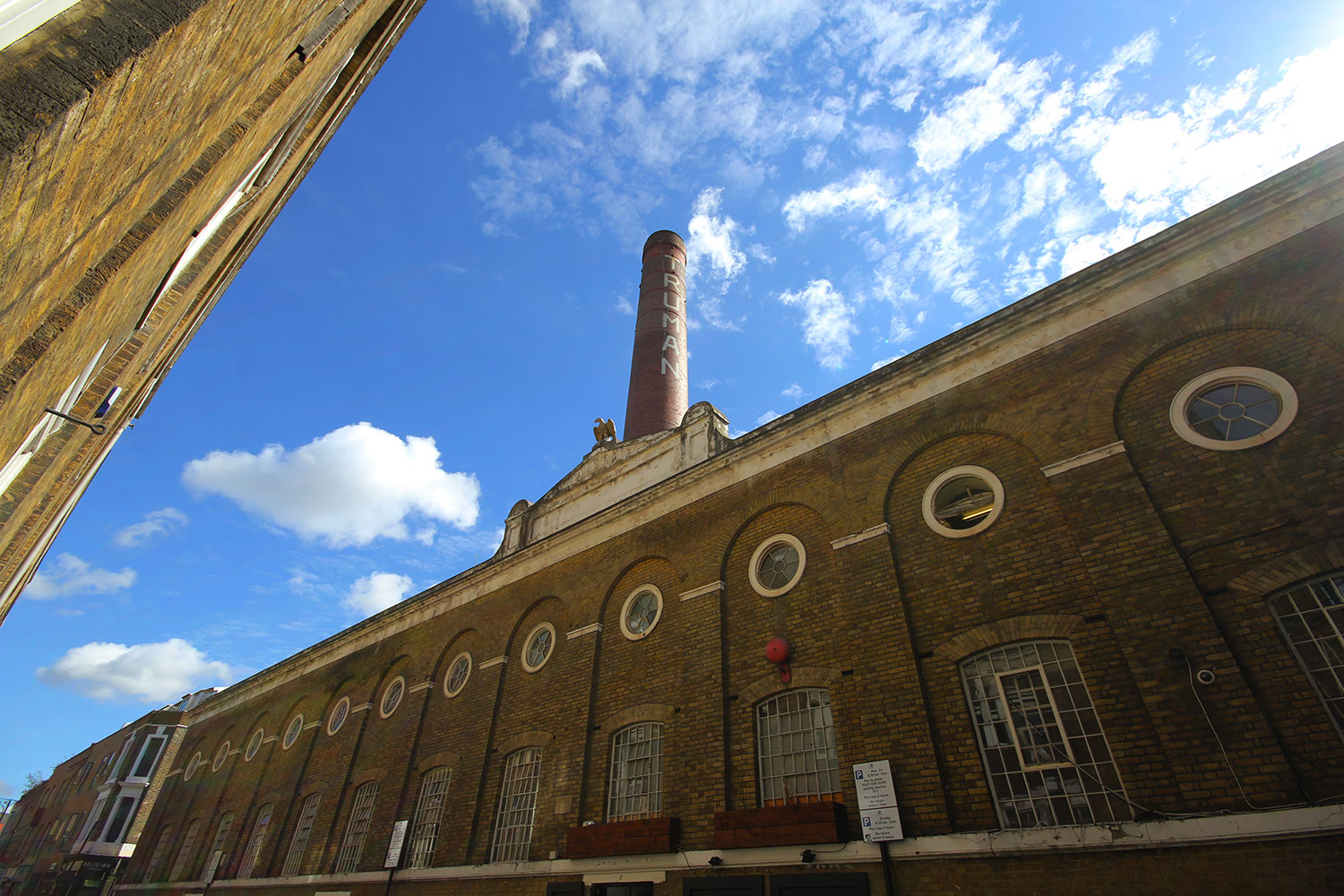 Old Truman Brewery, Brick Lane, East London, Spitalfields