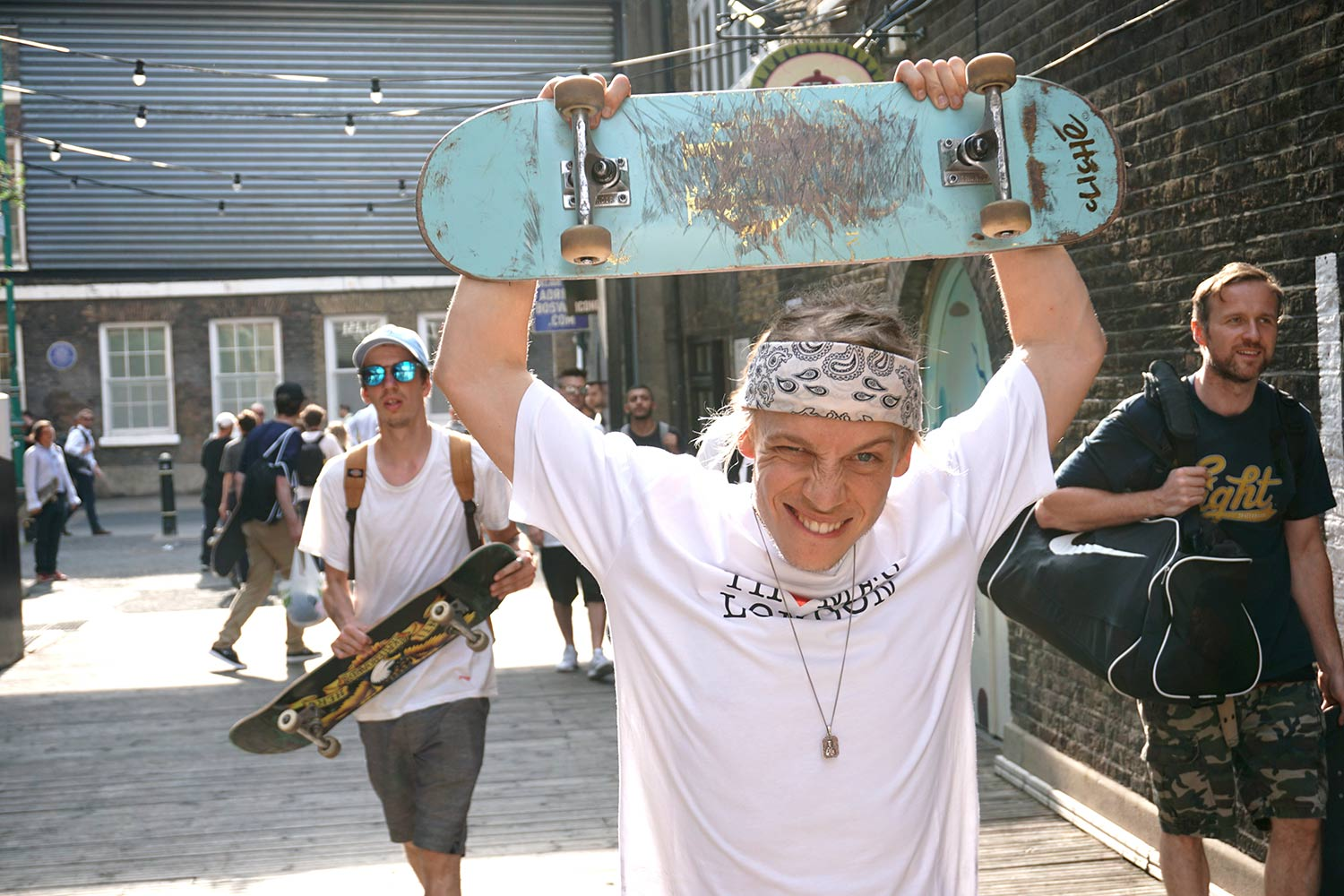Go Skateboarding Day 2017, Slam City Skates, Nike SB, Old Truman Brewery, Brick Lane, Spitalfields, East London